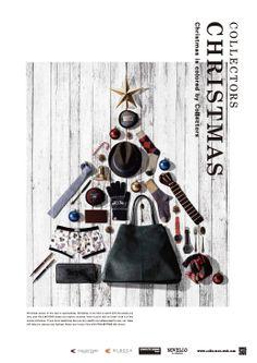 COLLECTORS CHRISTMAS ! | CEMENT PRODUCE DESIGN セメントプロデュースデザイン