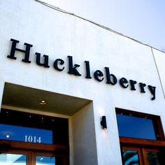 Santa Monica, California travel guide - Huckleberry Bakery and Cafe