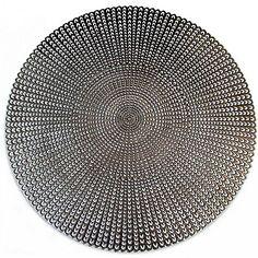 Herringbone Pressed Vinyl Placemat - Bedbathandbeyond.com