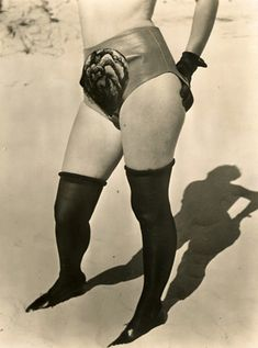 Jean MoralFemale Nude in Lingerie
