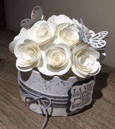 Un bouquet pour exprimer ma gratitude – Scrap with Steph