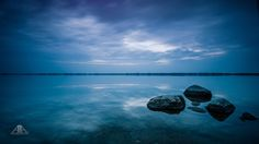 Lake by AndrzejAntczak lake water stones clouds Poland Lake AndrzejAntczak Landscape Photos, Landscape Photography, Travel Photography, Lake Water, Cool Landscapes, Photos Of The Week, Travel Photos, Tourism, Places To Visit