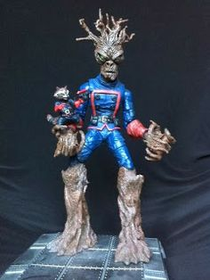 toycutter: Groot action figure