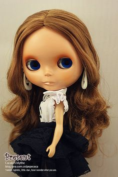 Cinnamon Girl by cacala, via Flickr