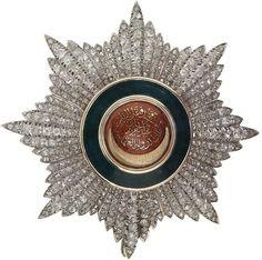 Late-Ottoman 'Osmaniye Nişanı'-order medal.  1862.