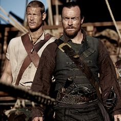 Black Sails Gets Early Season 2 Renewal on Starz -- Plus, Starz has launched the Nation of Thieves website where fans can sign up to be a part of this pirate crew. -- http://wtch.it/dceEn