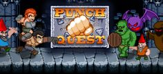 Punch Quest by RocketCat Games