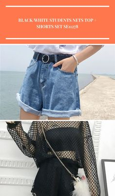 Buy Princessy Denim Shorts at YesStyle.com! Quality products at remarkable prices. FREE Worldwide Shipping available! outfits shorts Denim Shorts, Stuff To Buy, Free, Outfits, Tops, Women, Products, Fashion, Moda