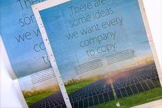 Apple manda recado para Samsung em nova campanha com tema ambiental - Blue Bus