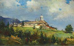 Manastirea Sinaia Paintings, Dan, Family History, Culture, Kunst, Paint, Painting Art, Painting, Painted Canvas