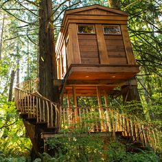 15 Unique And Extraordinary Treehouses For Adults | fun and fabulous