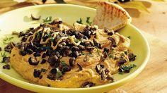 Hummus Olive Spread recipe from Betty Crocker