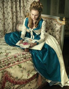 Farewell My Queen (2013) - Diane Kruger as Marie Antoinette