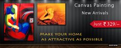 Exclusive Canvas Paintings!!  #OnlineShoppings #DeliveringTrust