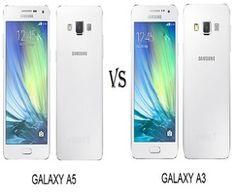 Check The #Camera and Performance of Both #Samsung #Galaxy #A5 and #GalaxyA3