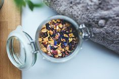 Learn how to make your own great tea blends from the wild.