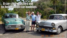 MSCC looks at a Cuban car show founded by Canadians-cool story: http://mystarcollectorcar.com/how-about-an-official-car-show-in-cuba-the-land-of-the-unofficial-daily-car-show/ #Cuba #CarShow