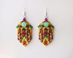 New earrings! http://martajewelry.blogspot.com/2014/06/new-earrings.html