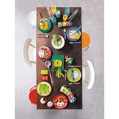 Geschirr-Satz JAKO-O, 3-tlg.  - Damit macht das Essen Spaß! ♥ sorgfältig ausgewählt ♥ Jetzt online bestellen!