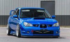 Subaru Impreza #Hawkeye