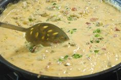 The Pioneer Woman - Revved up Queso. This queso is wonderful! Perfect for football watching.