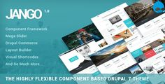 Jango | Highly Flexible Component Based Drupal Theme (Business) - http://wpskull.com/jango-highly-flexible-component-based-drupal-theme-business/wordpress-offers