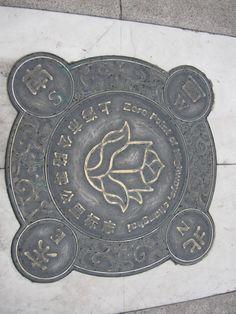 Ground shanghai compass