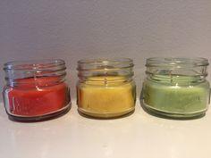 Citronella Mason Jar Candle  Wax Candle  3 by EmpatheticElephant