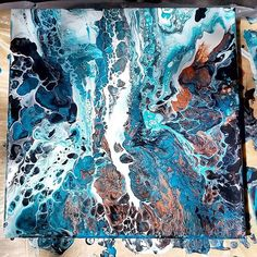 Tips for acrylic pours Flow Painting, Acrylic Painting Lessons, Pour Painting, Acrylic Paintings, Acrylic Pouring Techniques, Acrylic Pouring Art, Art Pictures, Art Pics, Art Photography