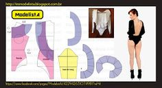 Bodysuit, patterns instructions