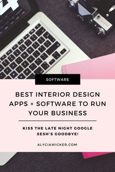 Best Interior Design Apps + Software To Run Your Business