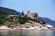 Holy Monastery of Stavronikita - Mount Athos - Ιερά Μονή Σταυρονικήτα- Άγιο Όρος #mount #athos #mt #athos #agio #oros #agiooros #αγιο #ορος #μονη #σταυρονικητα #μοναστηρια #ορθοδοξια