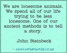 Quotable - John Steinbeck