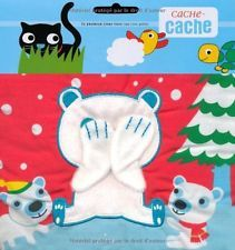 Cache-cache NE Nathalie Choux Editions Milan FICTION PETITE Francais 8 pages