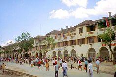 Independance avenue, Antananarivo