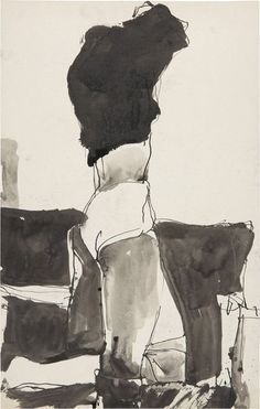 richard diebenkorn drawings - Google Search