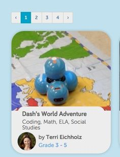 Teacher Portal for Wonder Dot and Dash Dash And Dot Robots, Dash Robot, Amazing Race Challenges, Curriculum Mapping, Maker Space, Coding For Kids, Library Programs, Project Based Learning, Kindergarten Math