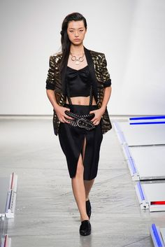 Rodarte Spring 2014 Runway Show | NY Fashion Week | POPSUGAR Fashion
