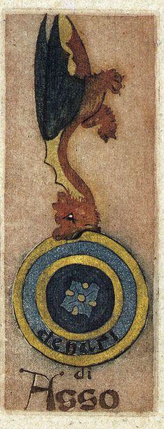 Ace of Coins - La Corte dei Tarocchi