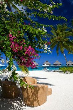 French Polynesia, Bora Bora island