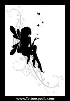 small angel tattoo - Google Search