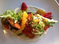 715 Restaurant -  Salmon