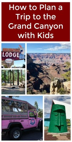 How to Plan a Vacation to the Grand Canyon with Kids Here's what you need to know to plan a trip to the Grand Canyon with kids, including the best places to stay near the Grand Canyon. Hotels Near Grand Canyon, Grand Canyon Vacation, Grand Canyon Railway, Visiting The Grand Canyon, Grand Canyon South Rim, Grand Canyon National Park, National Parks, Grand Canyon Arizona, Canyon Utah