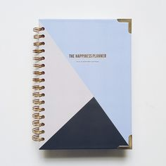I've just found 2016 Happiness Planner. A planner designed to help you welcome more positivity, joy, and happiness into your life. Notebook School, School Notebooks, Cute Notebooks, Middle School Supplies, Diy School Supplies, College Supplies, Diy Notebook Cover, Notebook Design, Happy Planner