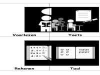 123 Lesidee - pictogrammen