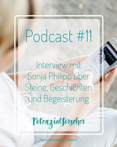 Sonja Philipp befasst sich in ihrem Business mit Geschichten. Und zwar mit Geschichten, die Gesteine erzählen. Als Geologin bereitet sie diese so auf, dass sie für alle verständlich, spannend und fast wie ein Krimi sind. Nicht nur für ihr Fachpublikum, sondern auch für Interessierte aus allen Branchen und für ihre Exkursionen in den Taunus oder nach Island. Wir sprechen im Interview über ihren Werdegang, ihre Herausforderungen. Hör dir das ganze Interview an!