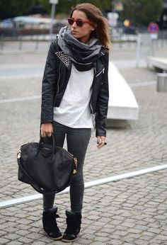 Mekdes  T Shirts, Zara  Jeans and Isabel Marant  Sneakers