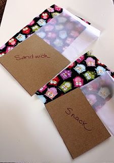 Stay-At-Home-Moms-of-Etsy: Snack and Sandwich Bags Tutorial