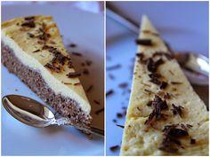 Mat for sjelen...: Brownie Ostekake...