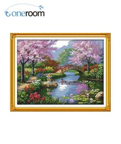 Inventive Harmonious Family Dragon Diy Painting Counted Print On Canvas Dmc 14ct 11ct Chinese Cross Stitch Needlework Sets Embroidery Kits Package